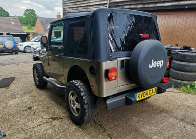 Jeep Bumper 3