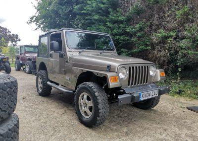 Jeep bumper 1